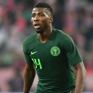 Leicester City Confirms That Kelechi Iheanacho Will Be Available For The World Cup 2