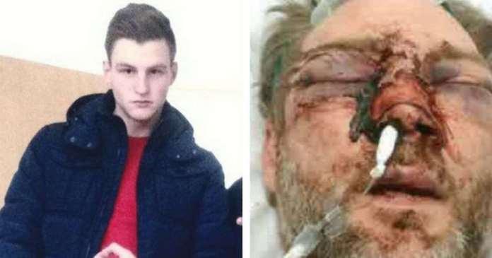 Thug! Ex-Student Jailed For Beating Teacher To Stupor 2