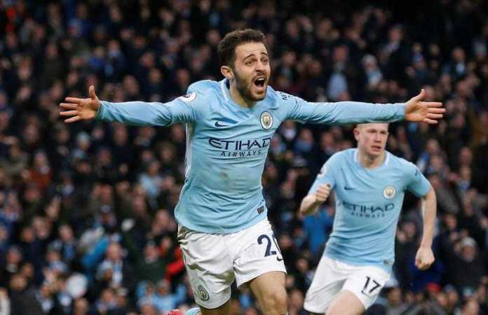 Manchester City's Title Hopes Will Be Over If Liverpool Defeats Us - Bernardo Silva 3