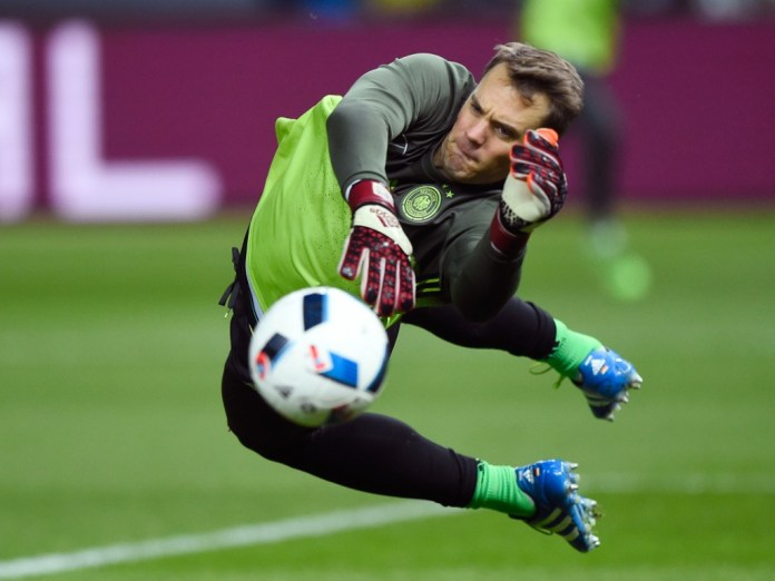 World Cup 2018: German Goalkeeper, Manuel Neuer Returns To Training After Six Months Injury 2