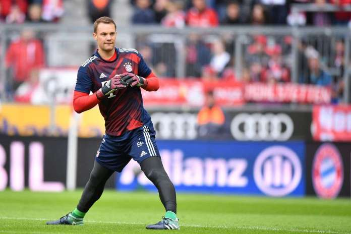 World Cup 2018: German Goalkeeper, Manuel Neuer Returns To Training After Six Months Injury 1