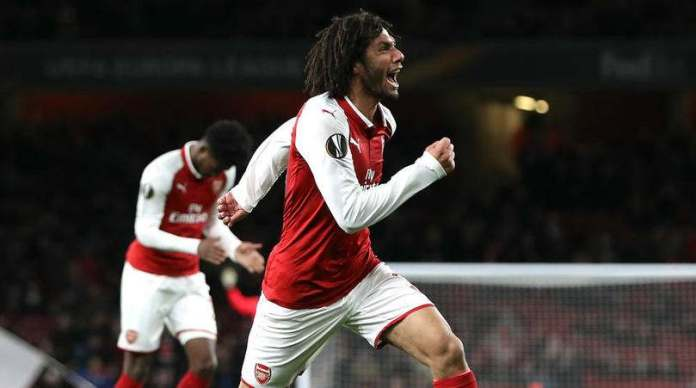 Gunners For Life! Egyptian Youngster, Mohamed Elneny Has Signed A New Deal With Arsenal 3