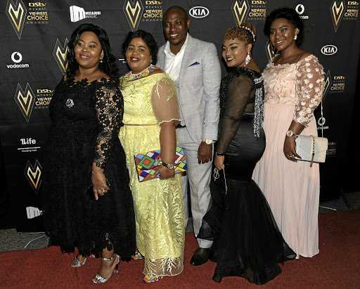 'No, We Don't Do That'...South African Polygamist Musa Mseleku Says He Doesn't Have Threesomes With His Four Wives 4