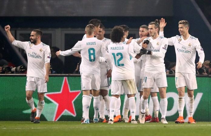 Copa Del Rey: Real Madrid Fly In Ahead Of Tonight Semi-Final El Clasico Copa Del Rey Match 2