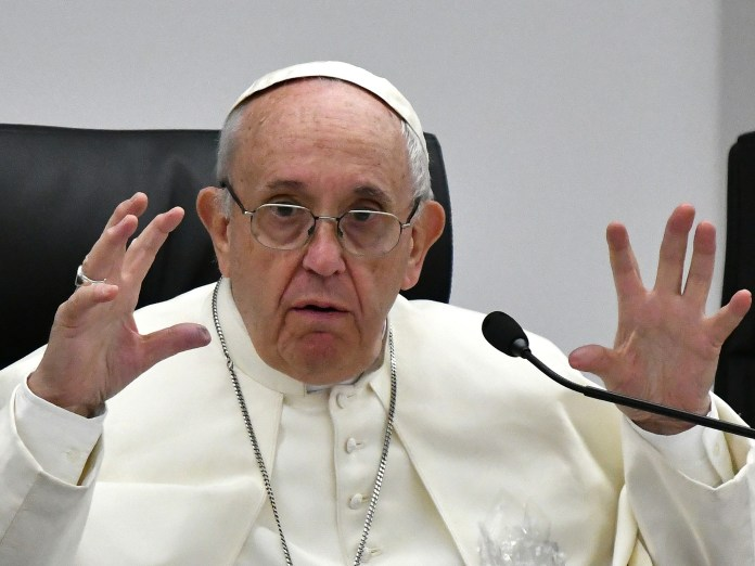 Shocking! Pope Francis Sparks Religious Argument By Claiming That Hell Does Not Exist 2