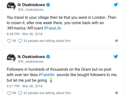 Stop Shagging Old Men For Trips Abroad - IK Osakioduwa 5