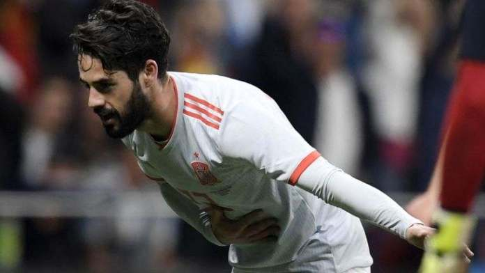 Spain 6 Argentina 1: Isco Scores Hat-trick As Messi Walks Out Watching Humiliating Trashing In Madrid  5