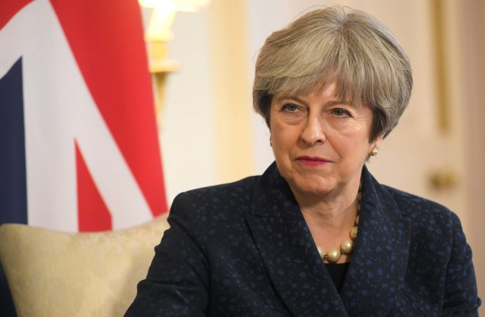 Breaking: Tearful Theresa May Announces Her Resignation As British PM 4