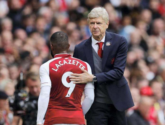 Revealed! This Is The Shocking Reason Arsenal Manager, Arsene Wenger Always Substitutes Alexandre Lacazette 3