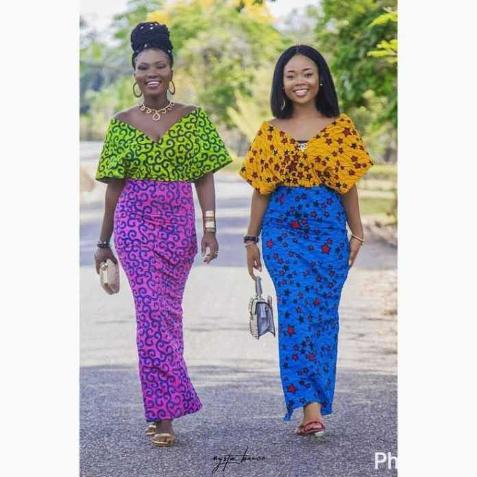 5 Modern Ways To Stylishly Mix And Fuse Your Ankara Game 5