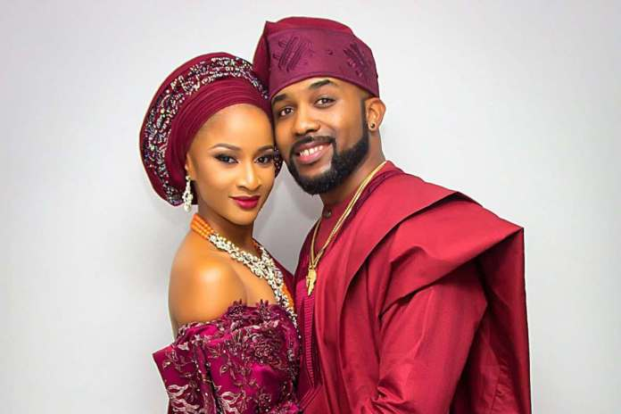 Adesua Etomi Pens Beautiful Birthday Message To Husband, Banky W 1