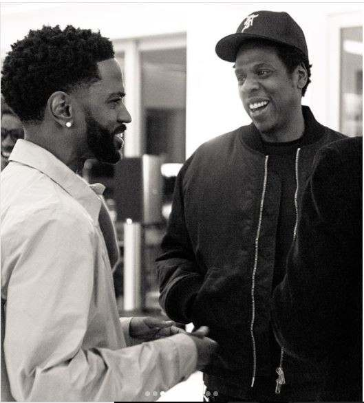 Jay-Z, Beyonce Turn Up For Rapper Big Sean's 30th Birthday Party (Photos) 7