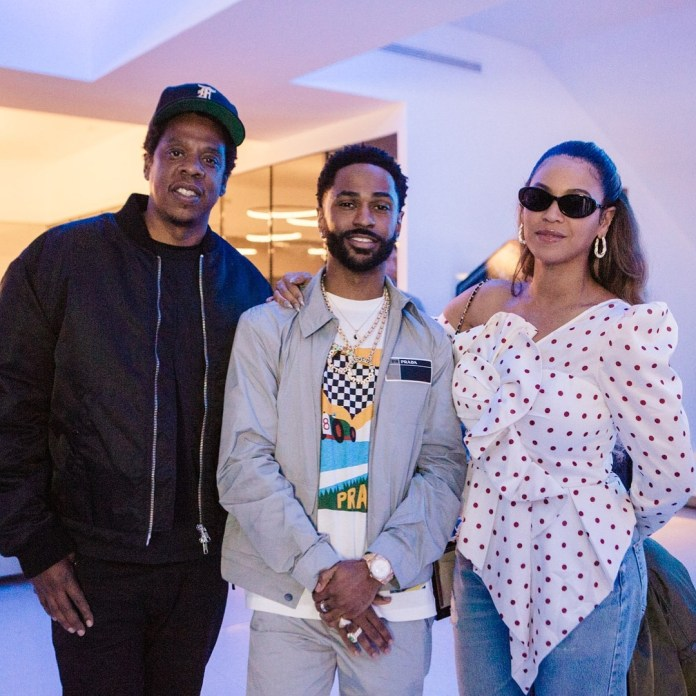 The Insider: Jay-Z, Beyonce And Other Celebrities At Big Sean's 30th Birthday Party 6