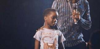 See What Wizkid's First Son Boluwatife Wants For His Birthday