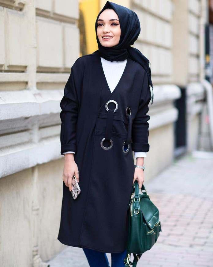 Muslimah Style: Busra Guney's Classy Style Makes Modesty Lovable 4