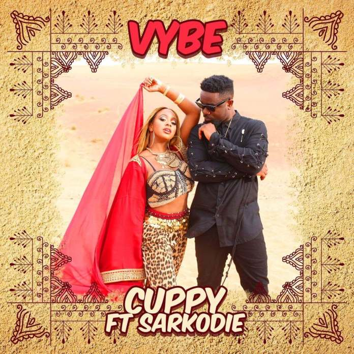 """Banger Alert! DJ Cuppy Drops New Single """"Vybe"""" Featuring Sarkodie 1"""