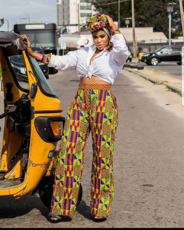 #BirthdayGirl: Ese Eriata Glows In New Colourful Pictures As She Turns A Year Older 1