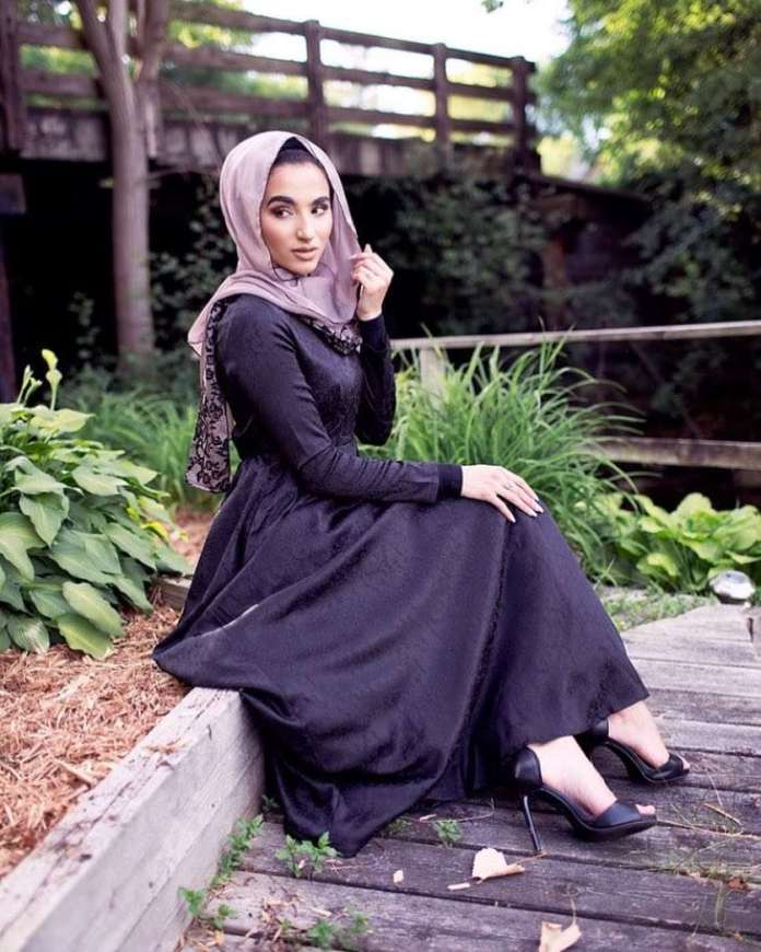 Muslimah Style: Nadya Hadidi Is The Hijabi Queen Of Street Style 4