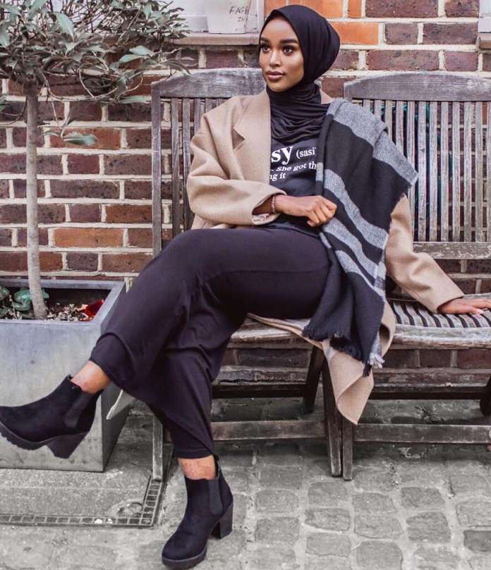 Muslimah Style: Meet Hani Hanss, The Hijabi Who Has Got All The Flawless Looks 1