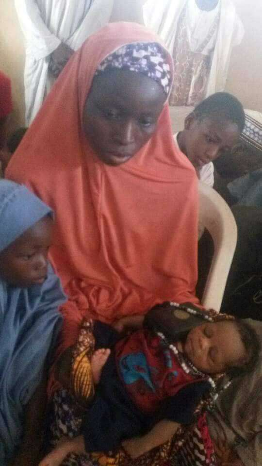 Shocking! Woman Gives Birth To Baby With Quran And Bead In His Hands 1