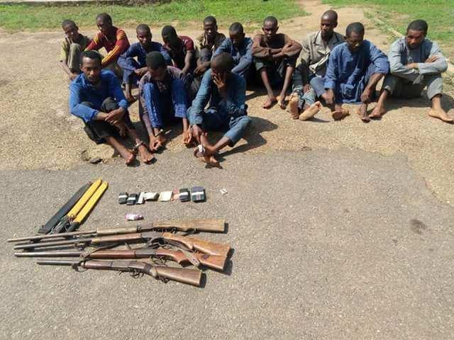 Police Arrest 16 Herdsmen Who Allegedly Kidnapped Some Officials Of WAEC 1