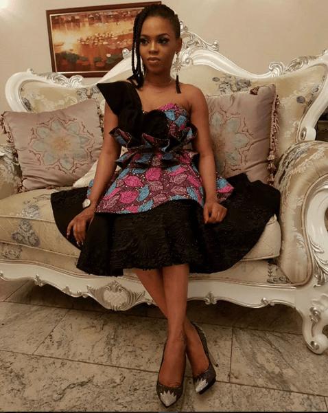 Ankara Style: Chidinma Ekile AKA Miss Kedike The African Prints Slayer! 1