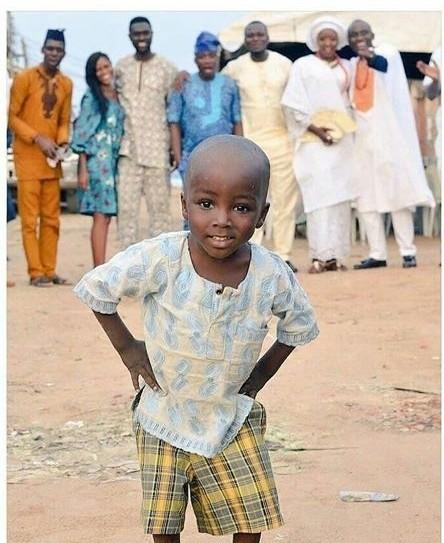 KOKO Junior: Oluwatobiloba Michael Falana Is Still Stealing Hearts With His Charming Pose 3