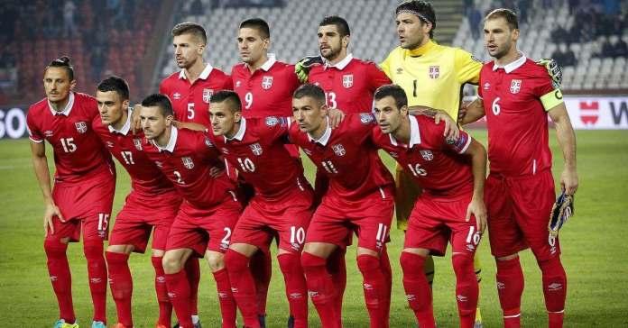 Shocker! Serbia Mercilessly Beats Nigeria In World Cup Friendly Match 2
