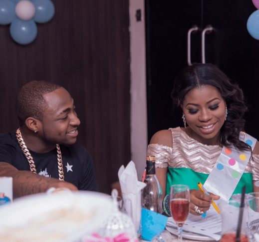 Sophia Momodu and Davido