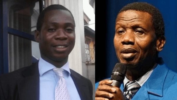 Pastor Adeboye's Prophesy Made Me A Car Owner - Young Pastor 1