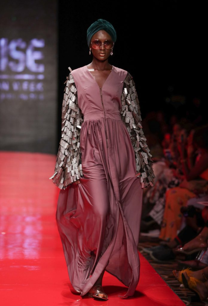 ARISE Fashion Week: Checkout Stunning Photos From The Runway - Day 1 7