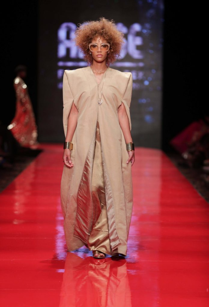 ARISE Fashion Week: Checkout Stunning Photos From The Runway - Day 1 11