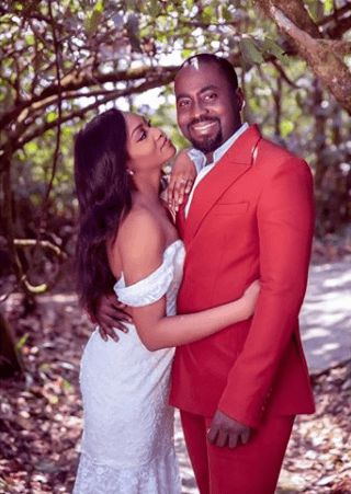Donald Duke's Daughter Xerona And Fiance DJ Caise Release Stunning New Pre-Wedding Photos 2