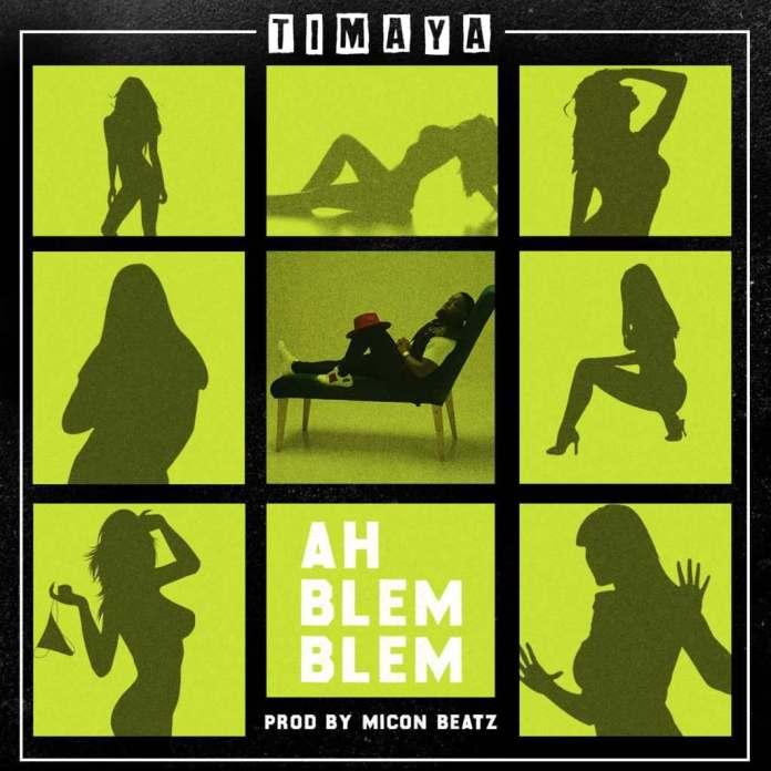 "New Video: Watch Timaya's Latest Single Dubbed ""Ah Blem Blem"" 1"