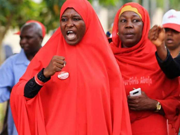 "Aisha Yesufu Attacks Buhari...Calls Him ""Incompetent, Clueless & Directionless Leader"" 2"