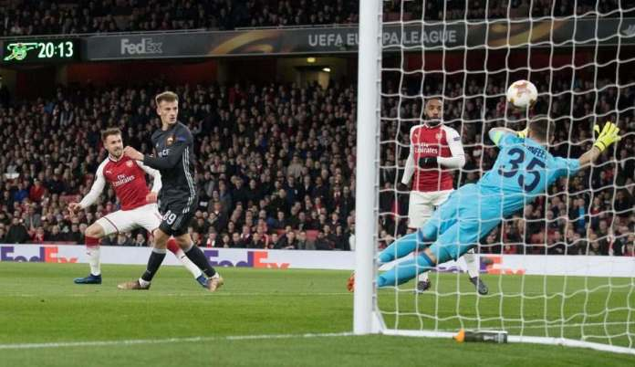 Arsenal 4 CSKA Moscow 1: Aaron Ramsey And Alexandre Lacazette Doubles Give Gunners Deserved Win 3