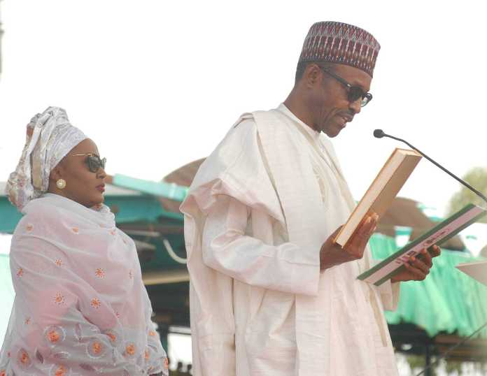 We Are Working Hard To Unmask Sponsors Of Sokoto Killings - Buhari 4