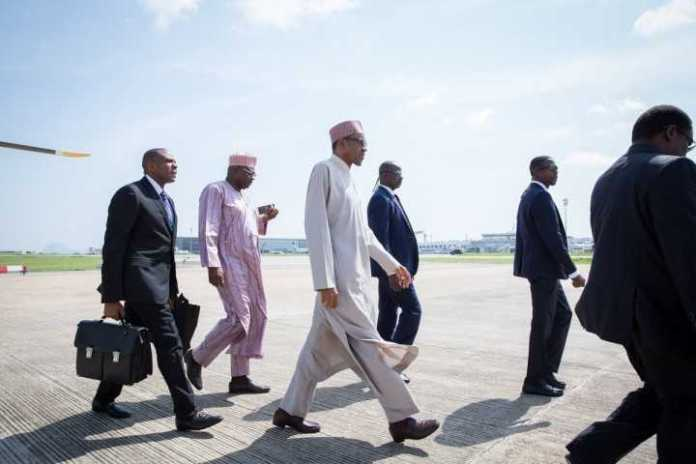 President Buhari Will Make A Private Visit To London Next Week 1