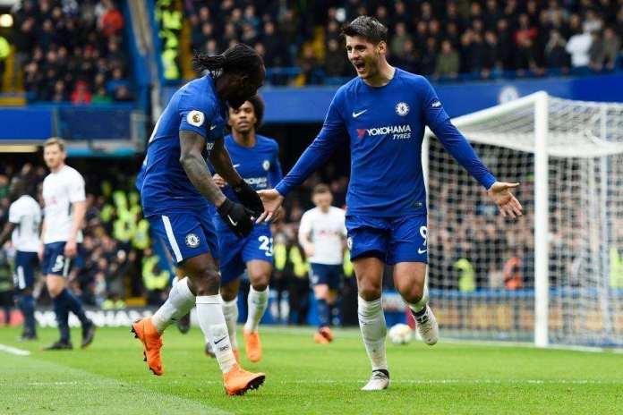 Chelsea 1 Tottenham 3: Christian Eriksen Spectacular And Dele Alli Double EndsSpur's28-year Wait For VictoryAt Stamford Bridge 2