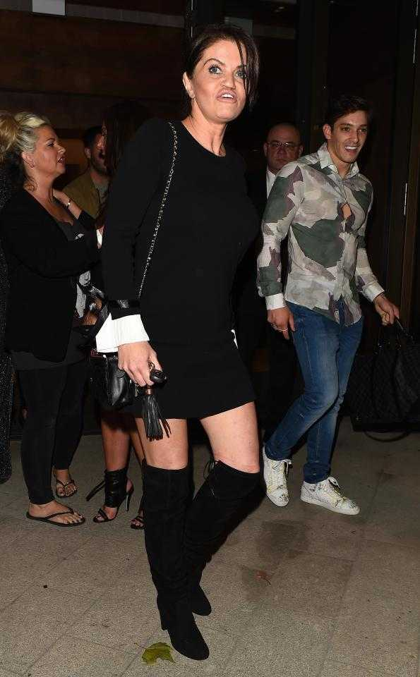 Shocker! TV Actress Danniella Westbrook's Nose Is 'Rooting Off And About To Fall Off Her Face' After Years Of Cocaine Abuse 3