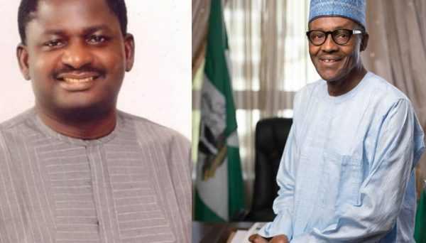 Femi Adesina And Muhammadu Buhari