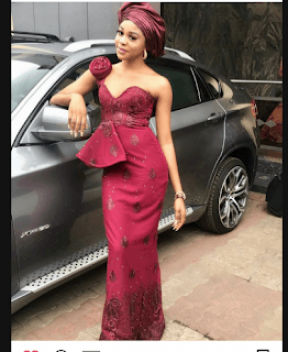 The Insider: Checkout Adorable Photos From Ex-Beauty Queen, Samantha Ubani's Traditional Wedding In Abia 3