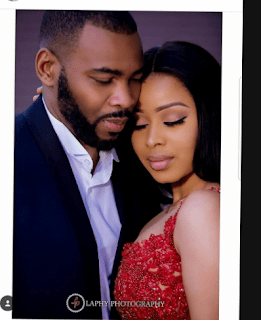 The Insider: Checkout Adorable Photos From Ex-Beauty Queen, Samantha Ubani's Traditional Wedding In Abia 2