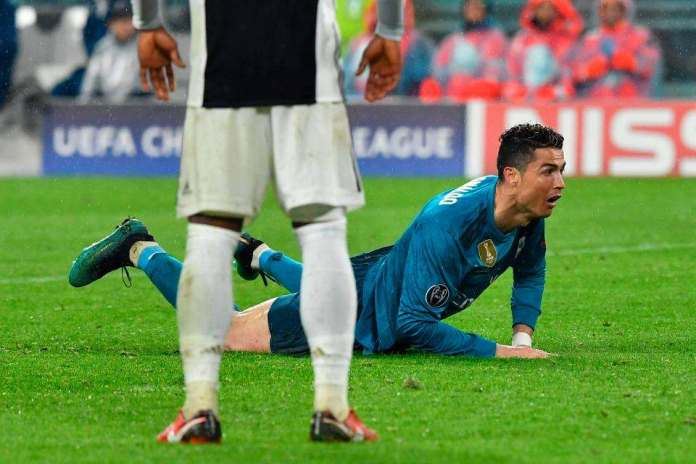 Juventus 0 Real Madrid 3: Cristiano Ronaldo Scores Amazing Bicycle Kick As Home Fans Give Standing Ovation After Rout 3