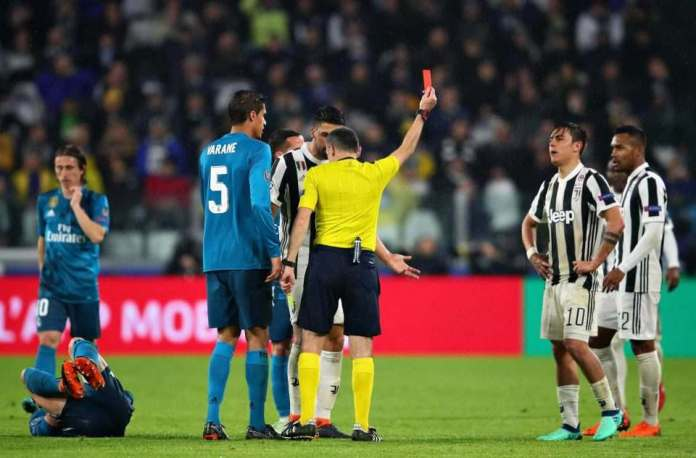 Juventus 0 Real Madrid 3: Cristiano Ronaldo Scores Amazing Bicycle Kick As Home Fans Give Standing Ovation After Rout 4