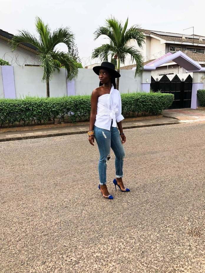 KOKOnista Of The Day: Mametta Osaah Is An Elegant Fashion Influencer With Breathtaking Styles 1