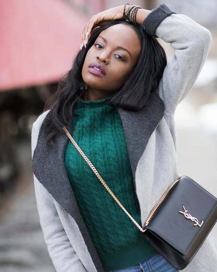 KOKOnista Of The Day: Nini Udochu Looks Amazingly Gorgeous In Every Outfit She Rocks 1