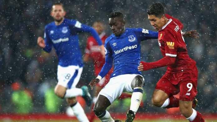 Jurgen Klopp's Liverpool Hold Everton To A Goalless Draw 3