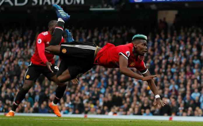 Manchester City 2 Manchester United 3: Paul Pogba's Brace And Chris Smalling Strike Seal Incredible Comeback For The Red Devils At The Etihad 7