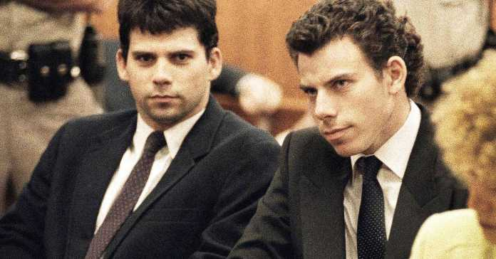 Menendez Brothers, Who Killed Their Parents, Burst Into Tears As They Reunite In Jail After Decades Apart 1